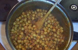 Rani's tasty chickpeas