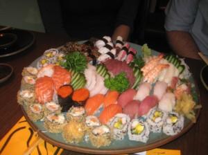 Amazing Sushi!
