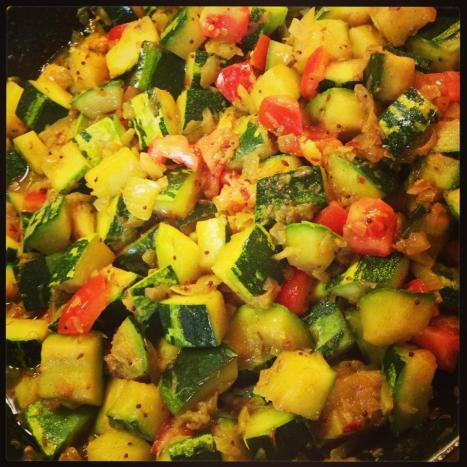 Mixed veg